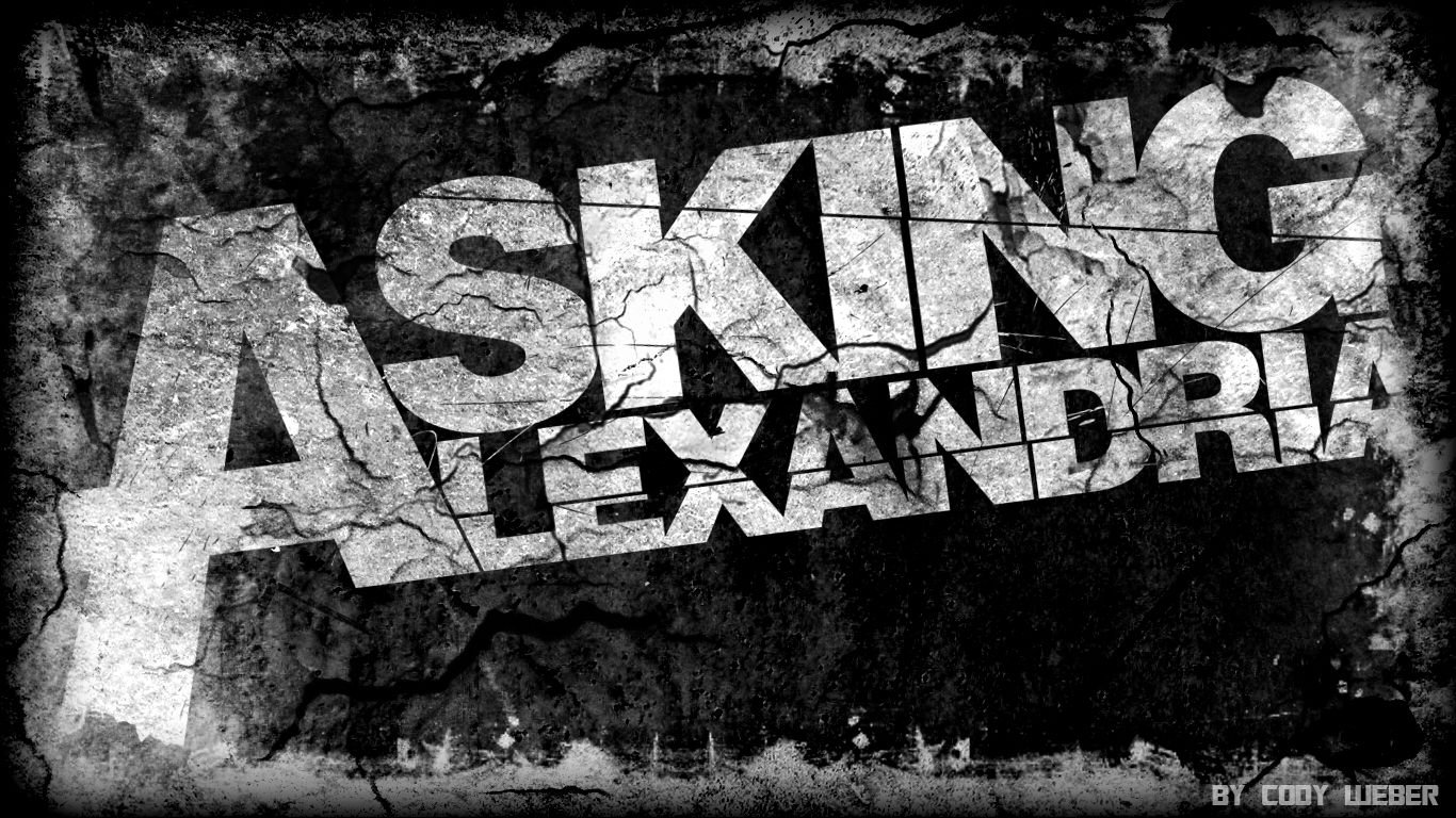 Asking Alexandria Backgrounds 1366x768
