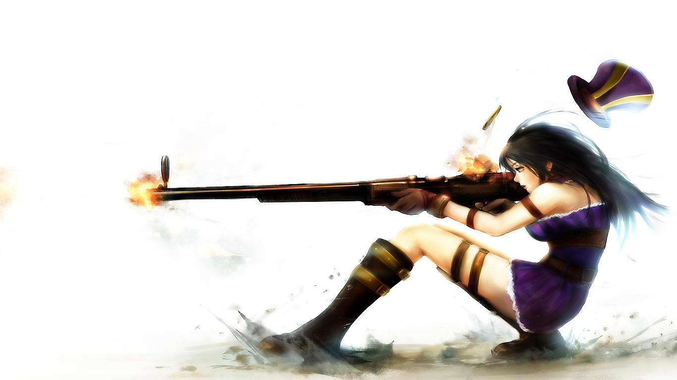 Wallpapers League of Legends Anime Fondos Wallpapers 1366x768