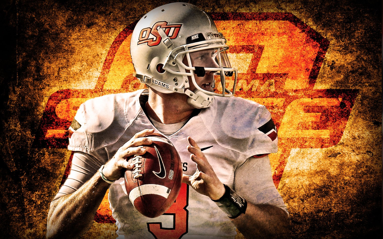Oklahoma State Cowboys Relay Wallpaper 1600x1000