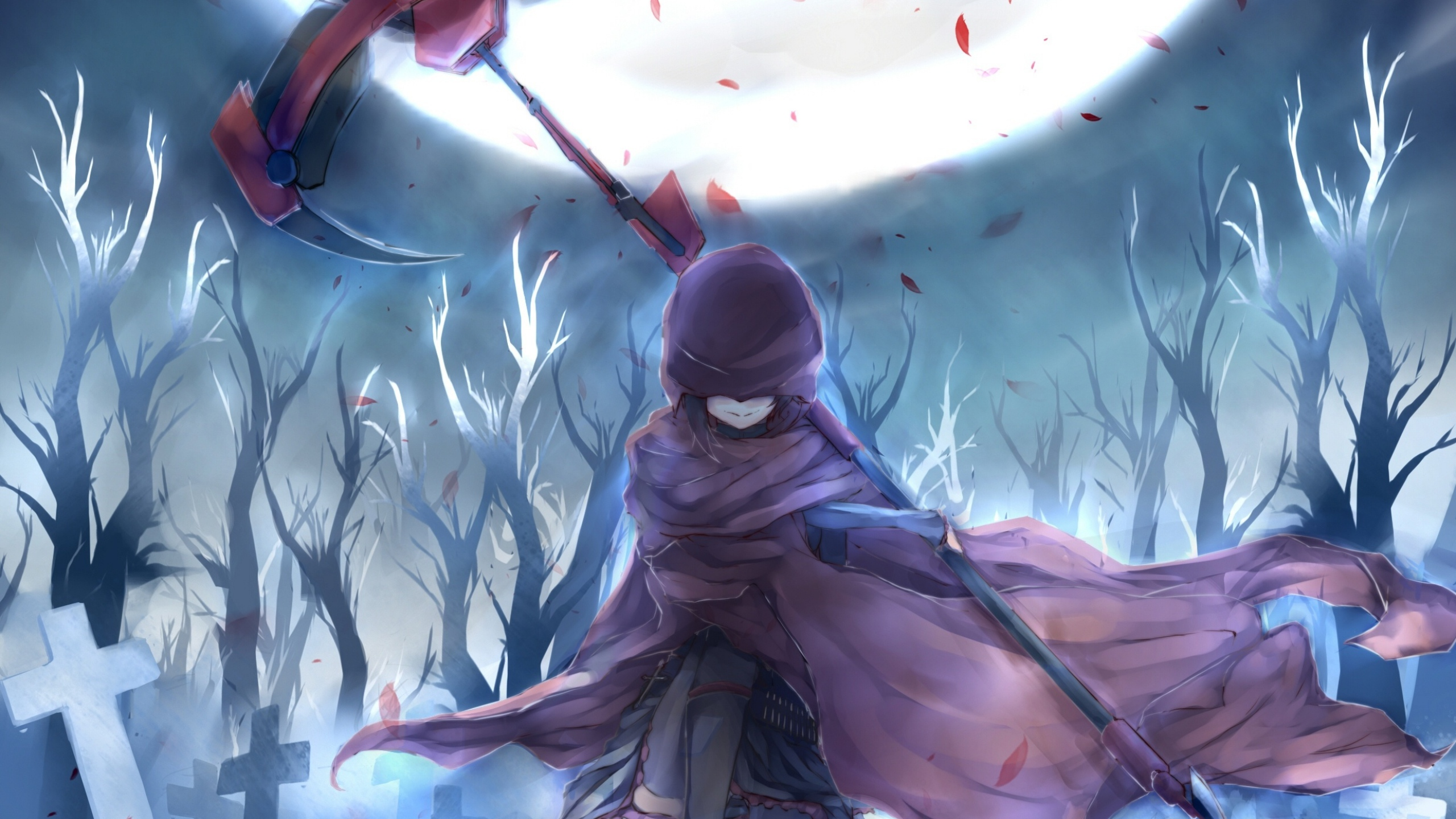 2560 x 1440 Wallpaper Anime - WallpaperSafari
