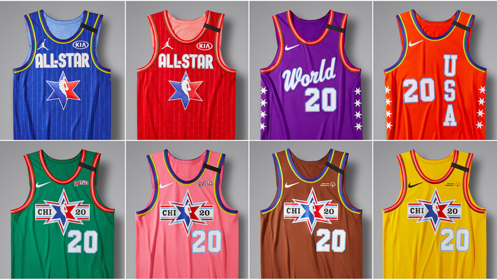 2020 NBA All Star Game uniforms pay tribute to Chicago CTA train 1600x900
