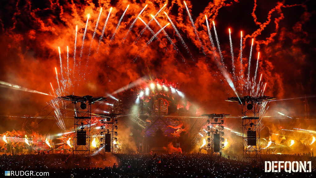 Defqon1 Dragonblood in 101 photos Rudgrcom 1024x576