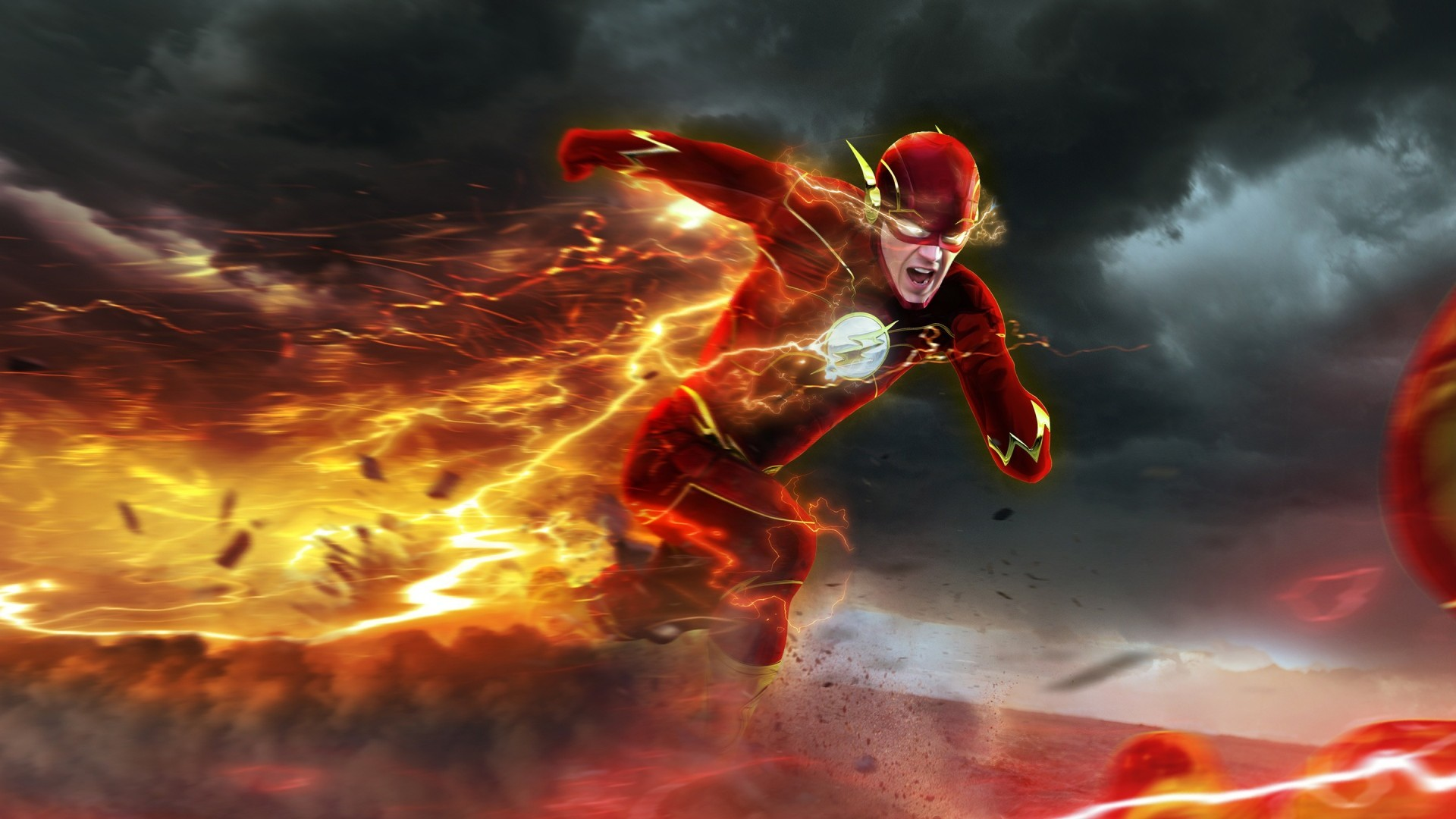 Flash Barry Allen HD Wallpaper Wide   New HD Wallpapers 1920x1080