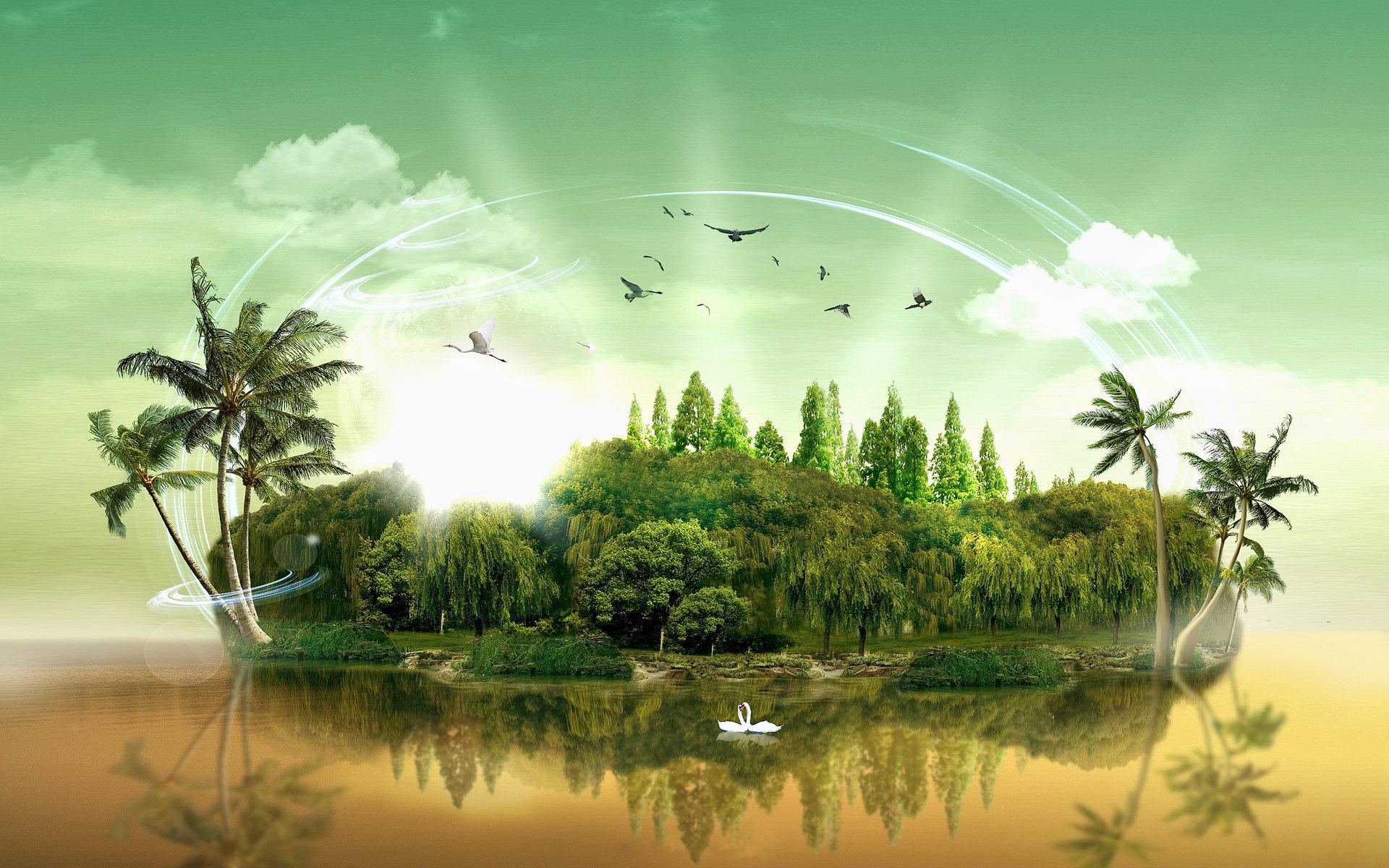 Paradise Island wallpaper   368552 1920x1200