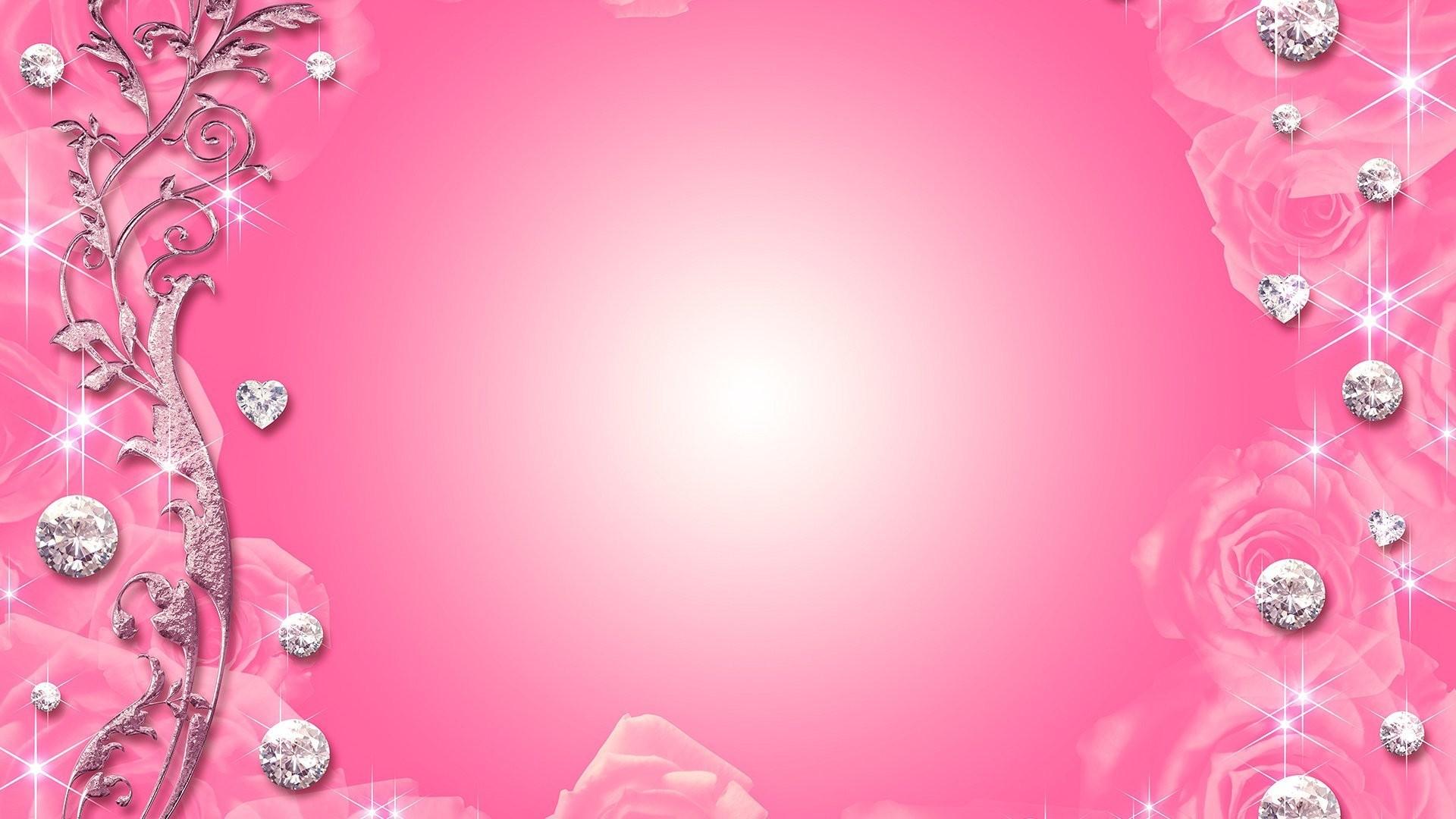 Pink wallpaper 24 1920x1080