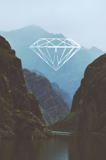 Dope Diamond Tumblr Dope landscape brand mountain 426x640