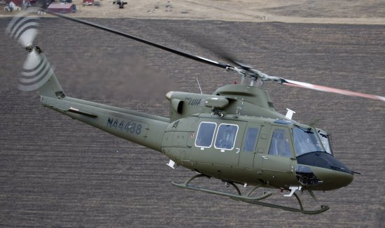 Bell 412 Helicopter by cool wallpapers 550x326