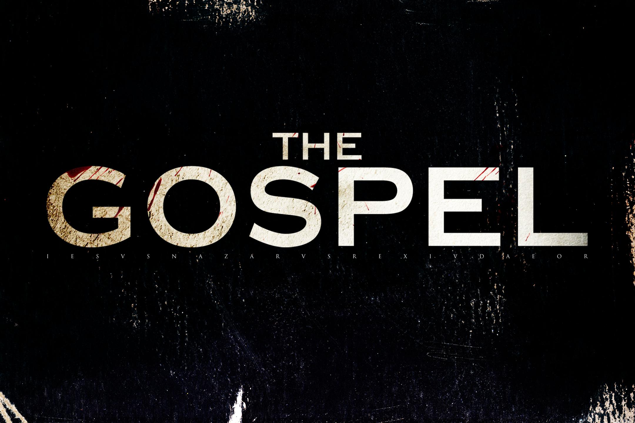 Christian movie the gospel black background wallpaper christian