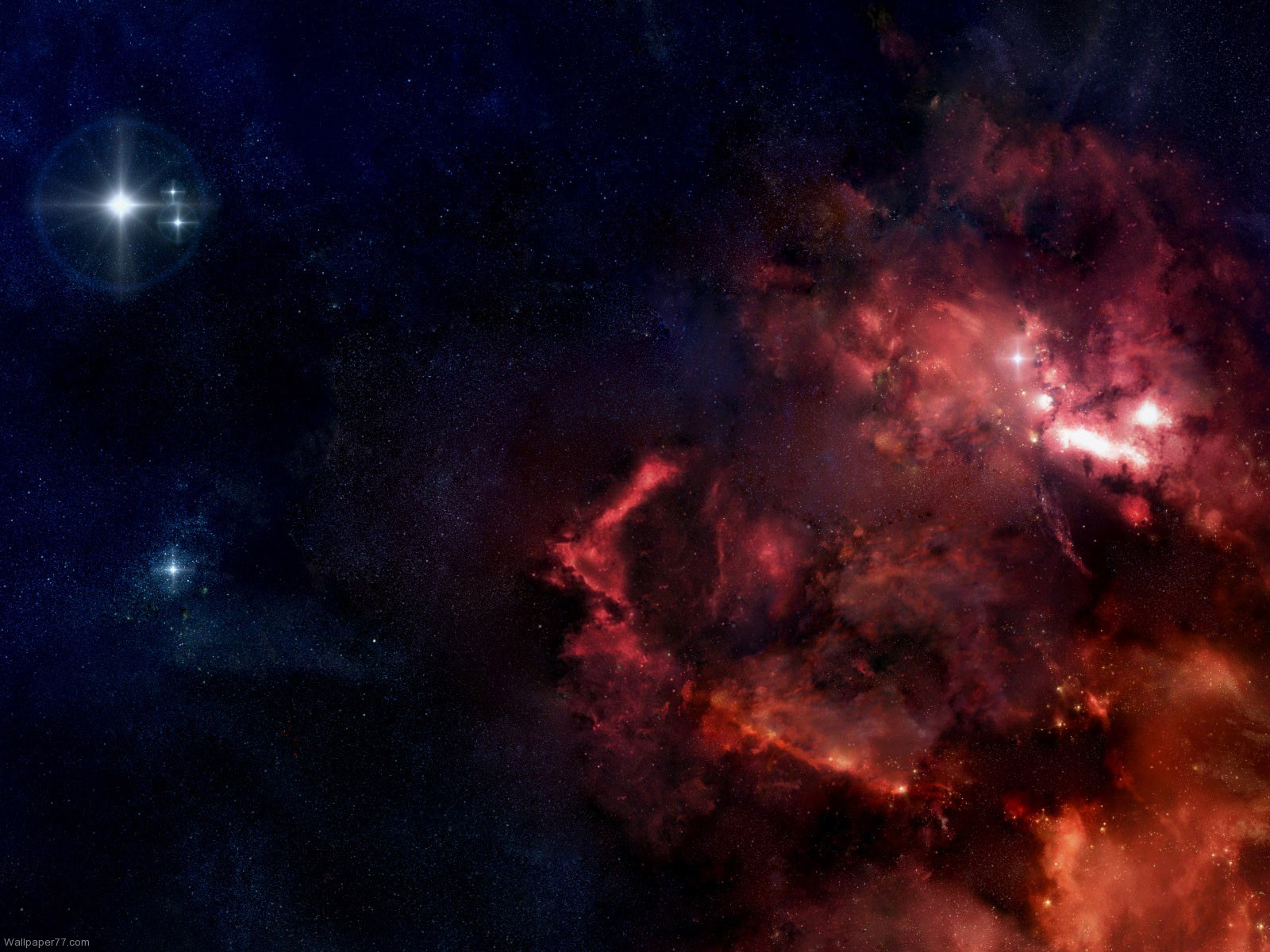 Red Space Clouds Wallpapers tagged Galaxy Wallpaper Space 19487 high 1600x1200