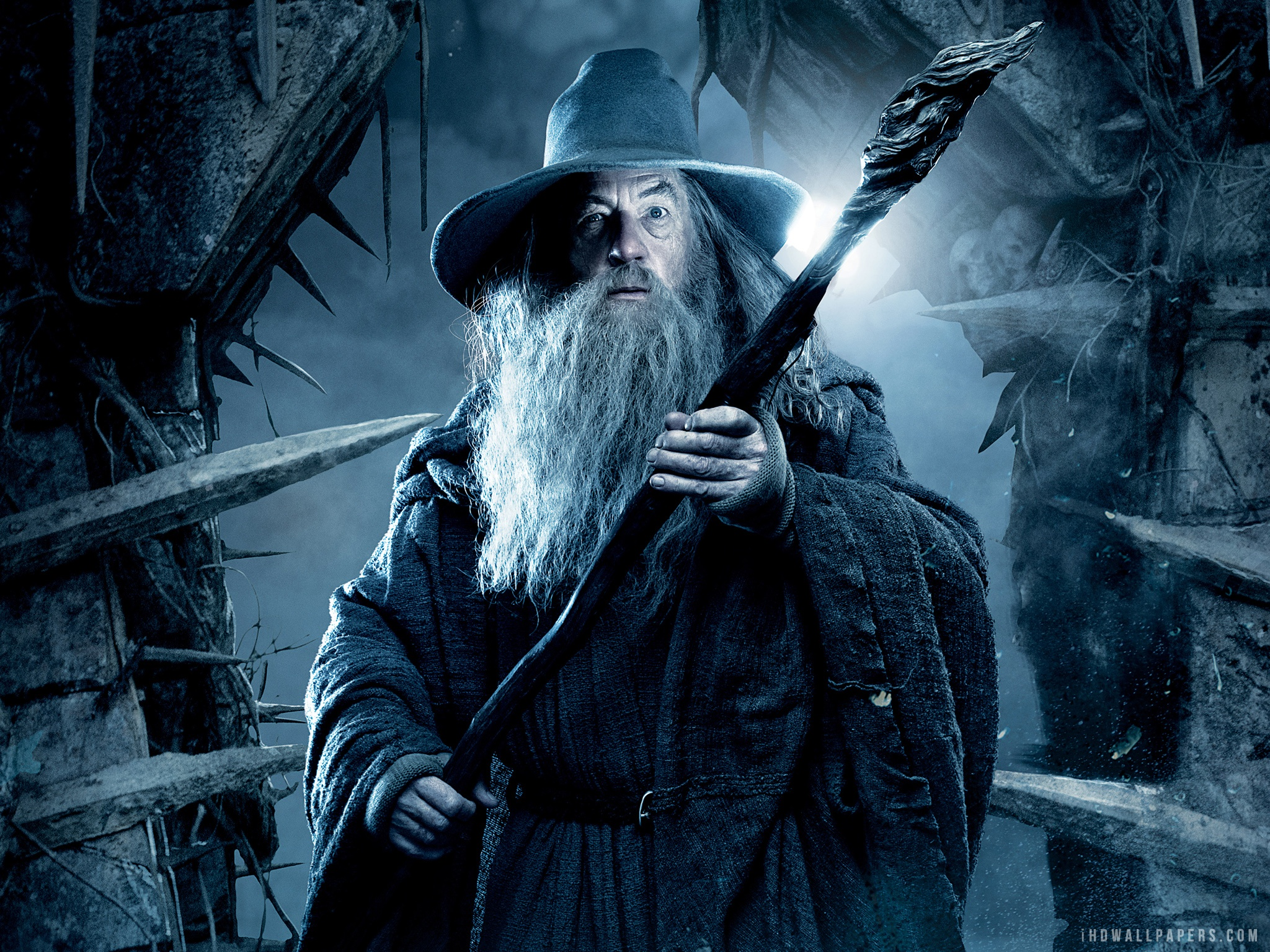 Gandalf in The Hobbit 2 HD Wallpaper   iHD Wallpapers 2048x1536