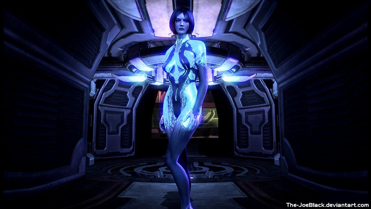 Halo 2 cortana nude adult scene