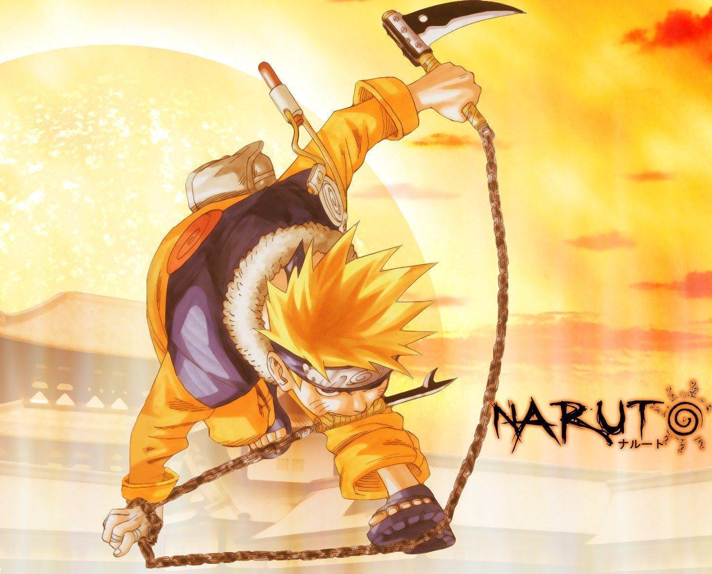 Naruto Nine Tails Wallpapers 1464x1181
