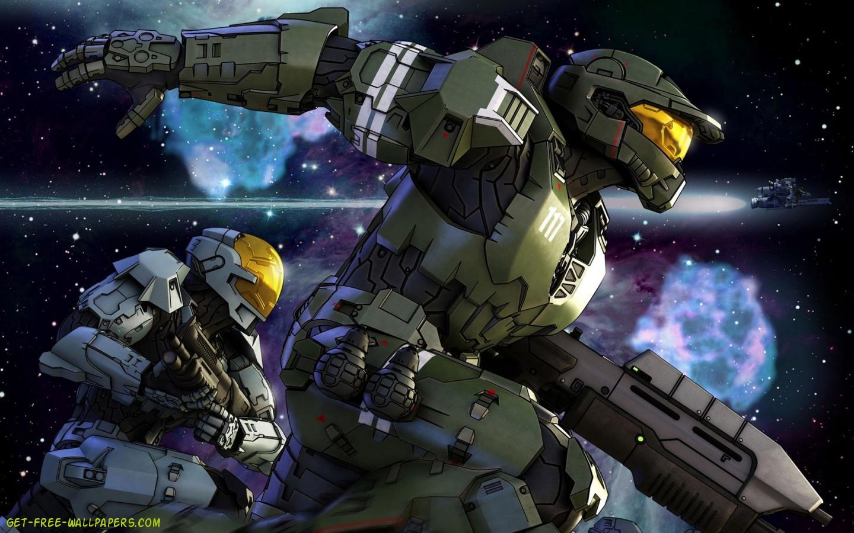 Halo Wallpaper 1440x900