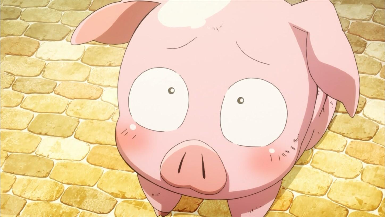 Anime Pig Wallpaper 1448x816 Anime Pig Accel World 1448x816