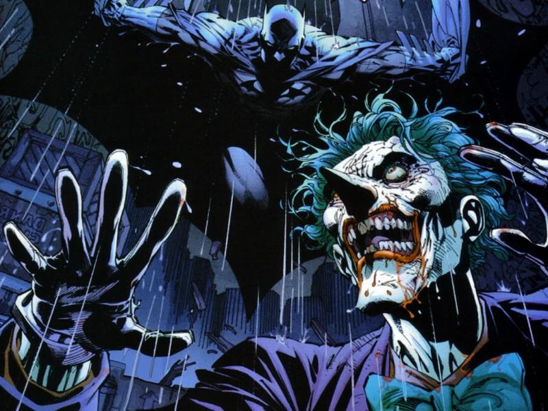 on deviantart batman vs the joker batman vs joker comics 800x600