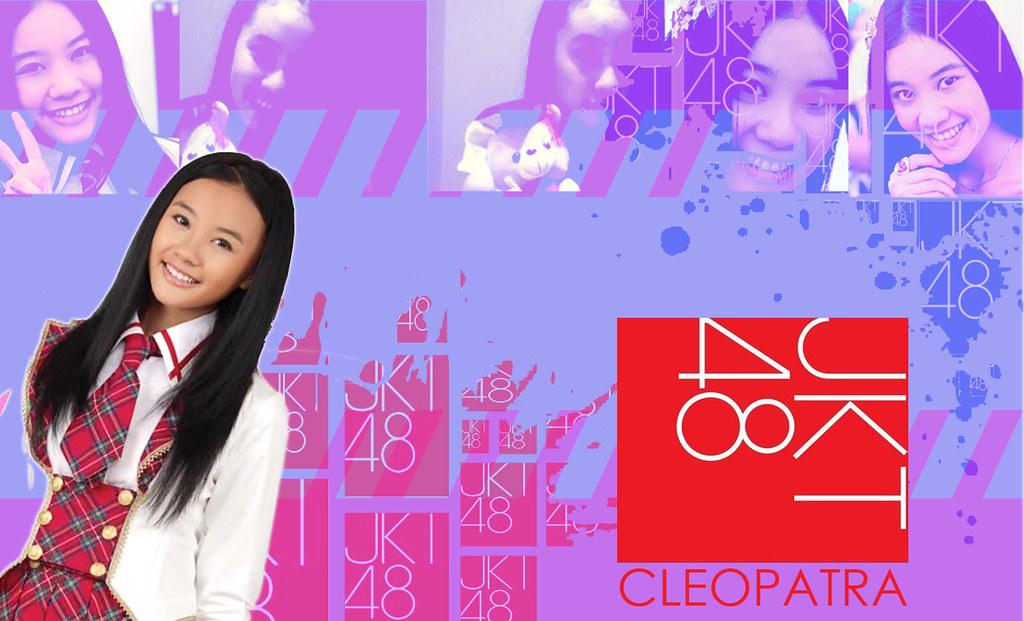 Cleopatra Djapri JKT48 Wallpaper art Taufiq48 Flickr 1024x621