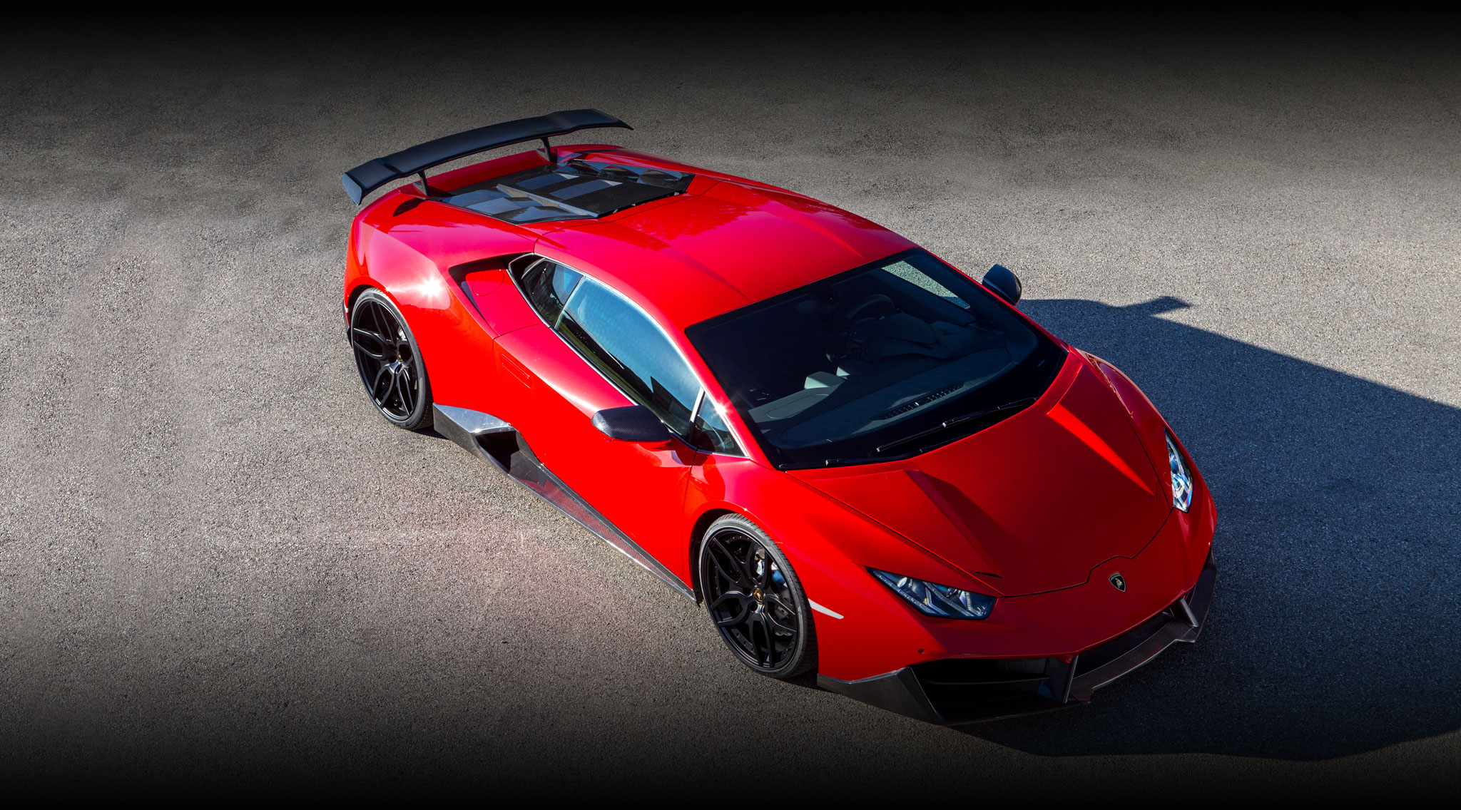 Novitec picture gallery Lamborghini Huracn Coupe RWD 2048x1136
