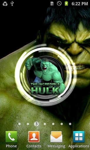 View Bigger The Hulk Live Wallpaper For Android Screenshot 307x512