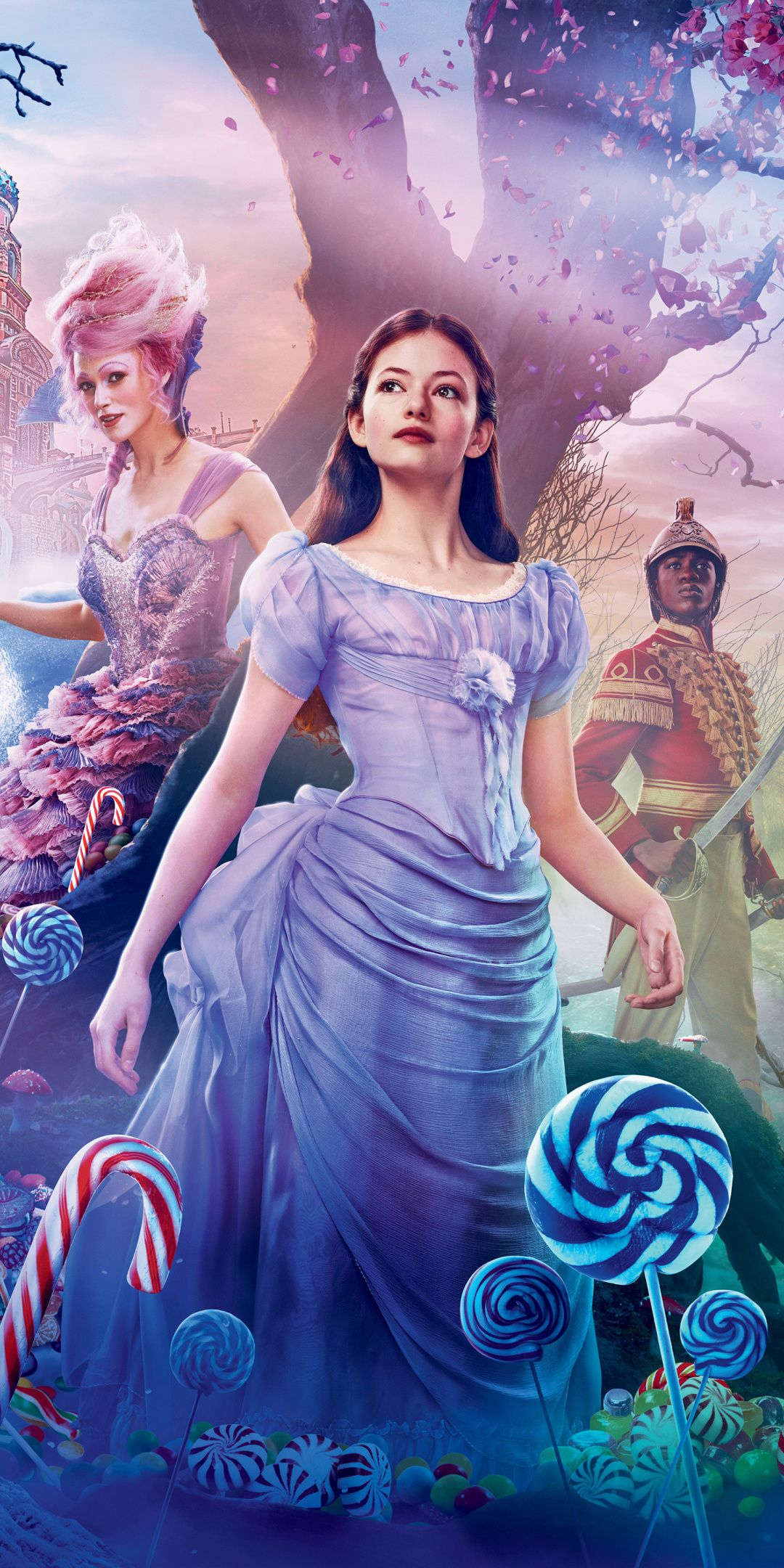 The Nutcracker and the Four Realms Mackenzie Foy 2018 fantasy 1080x2160