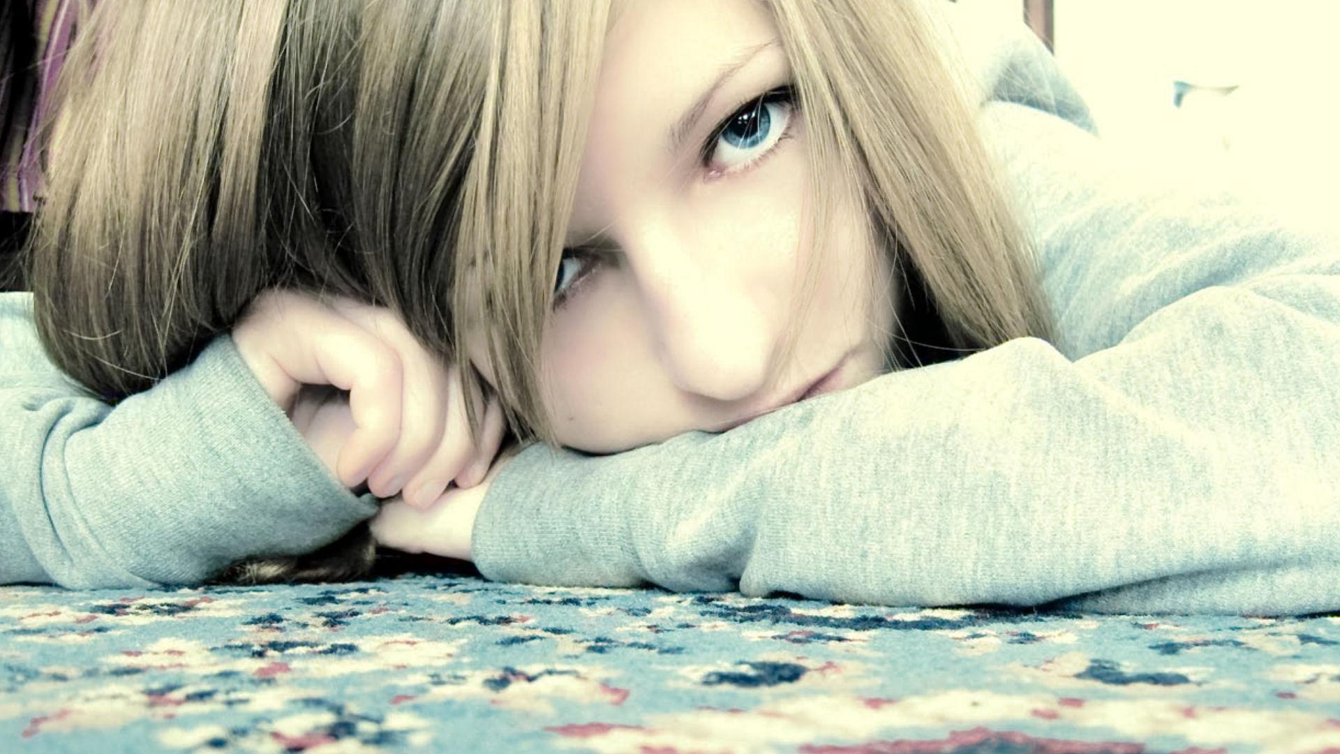 Sad Girl Wallpaper For Facebook Photography Click As Your Mod 1920x1080
