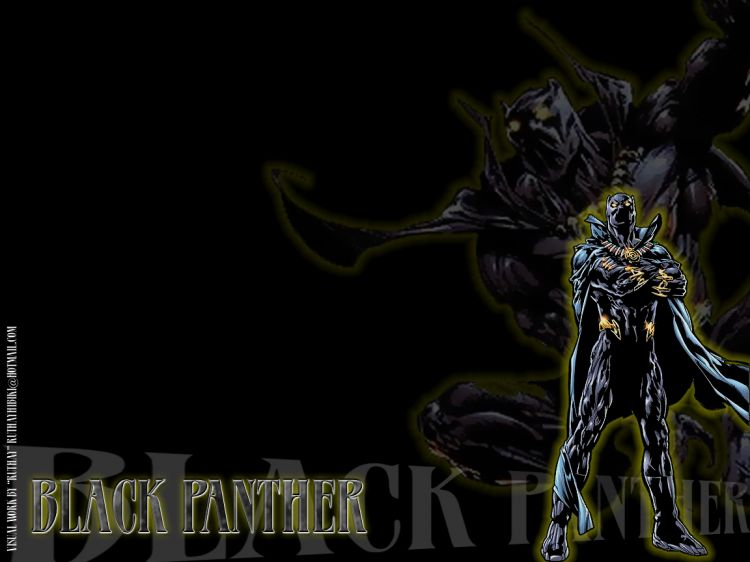 Wallpapers Comics Wallpapers Black Panther Ruthay Black 750x562