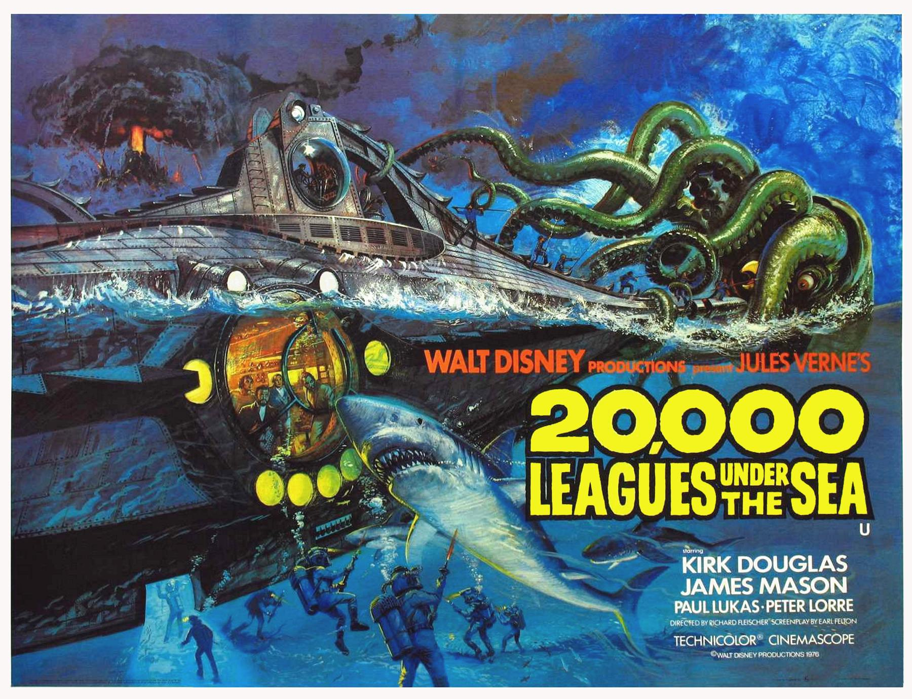 20 000 leagues under the sea full movie youtube