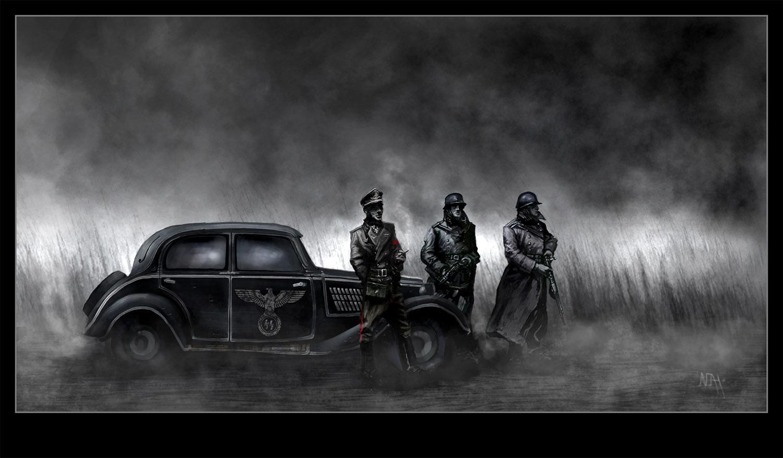 SS Waffen by Zen Master 1500x878