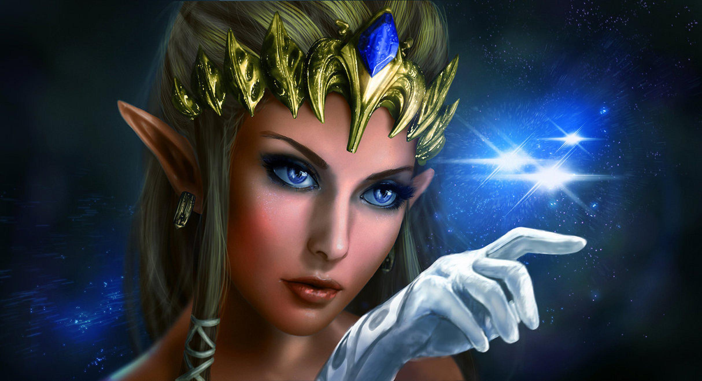 Princess Zelda Wallpapers 2428x1316