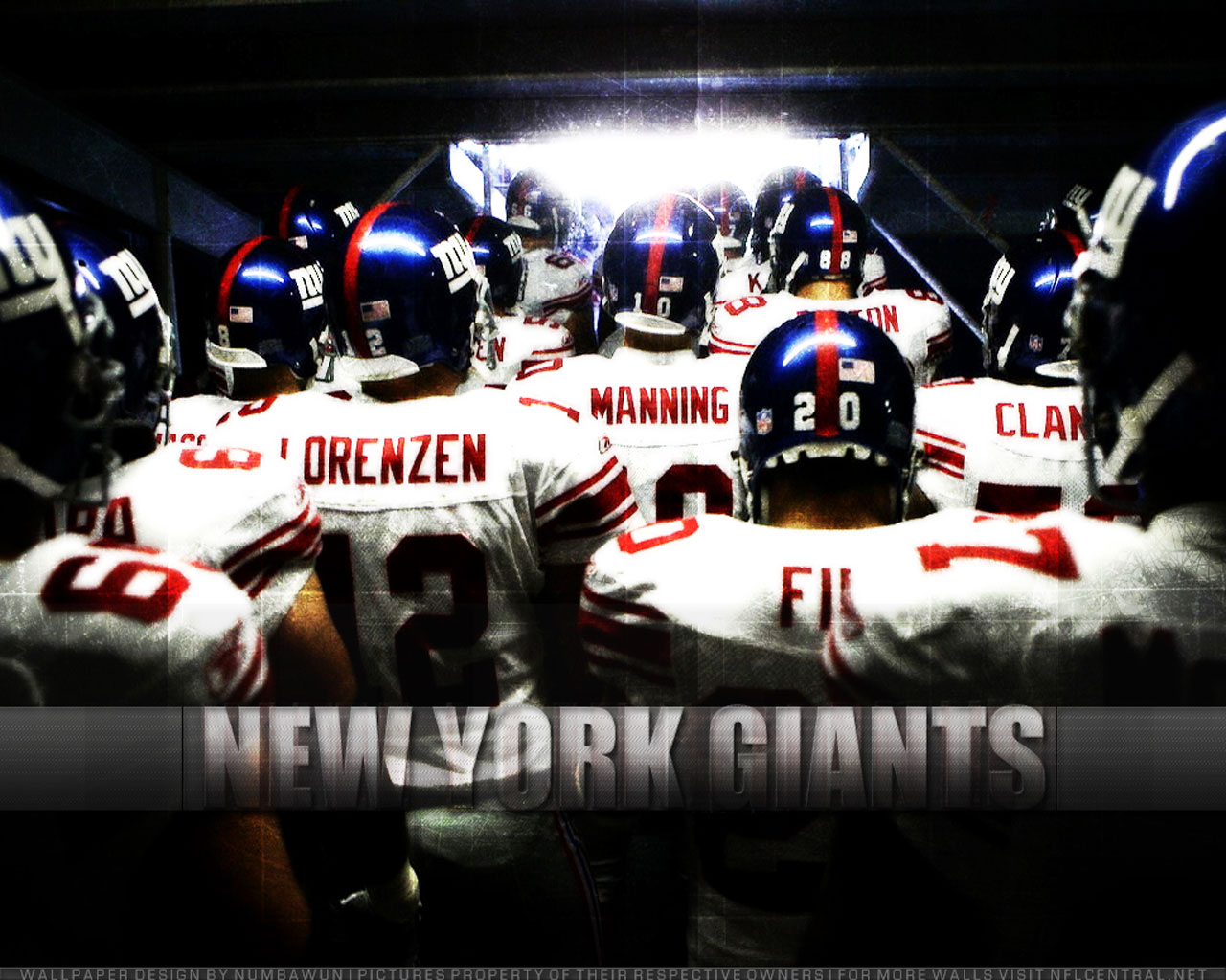Free Download Background Of The Day New York Giants