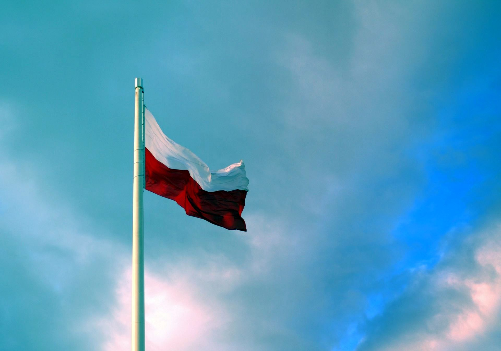 Poland Flag Wallpapers for Download 1920x1346
