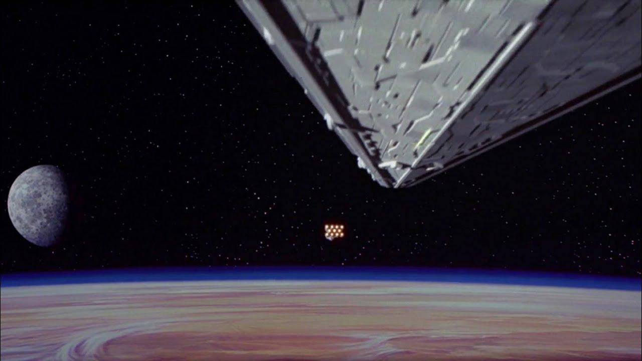 Star Wars   Opening Scene 1977 [1080p HD] 1280x720