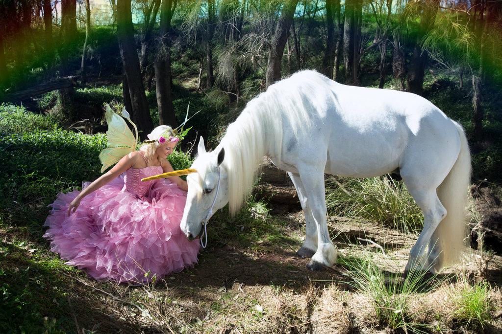 Unicorns And Fairies Real [45+] Unicorn and Fair...