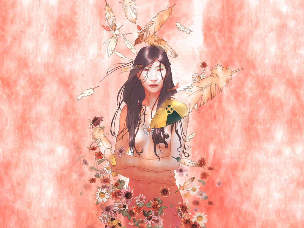 Marvel Girls Wallpaper Wallpapersafari