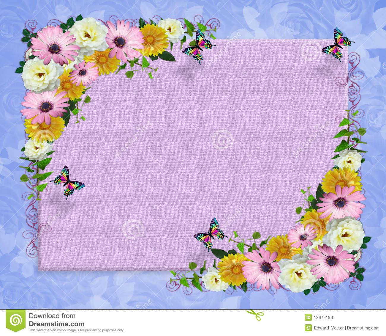 wallpapercomphotopurple butterfly wallpaper border40html 1300x1130