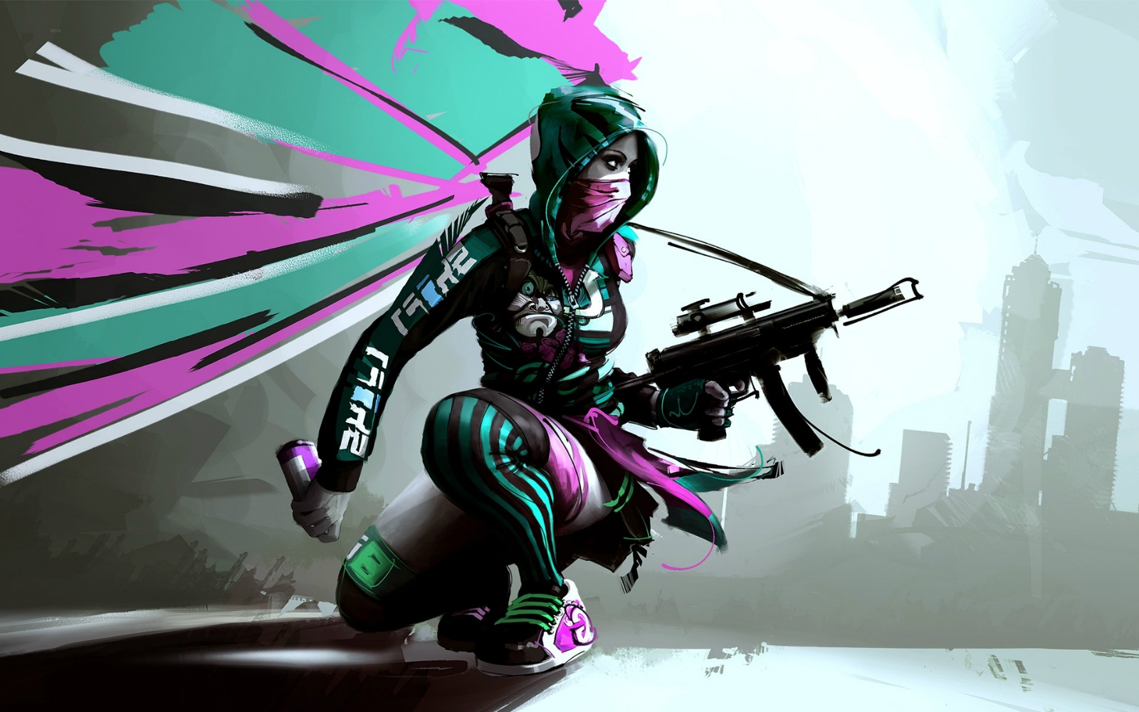All Points Bulletin HD Game Wallpapers Download Wallpapers 1600x1000