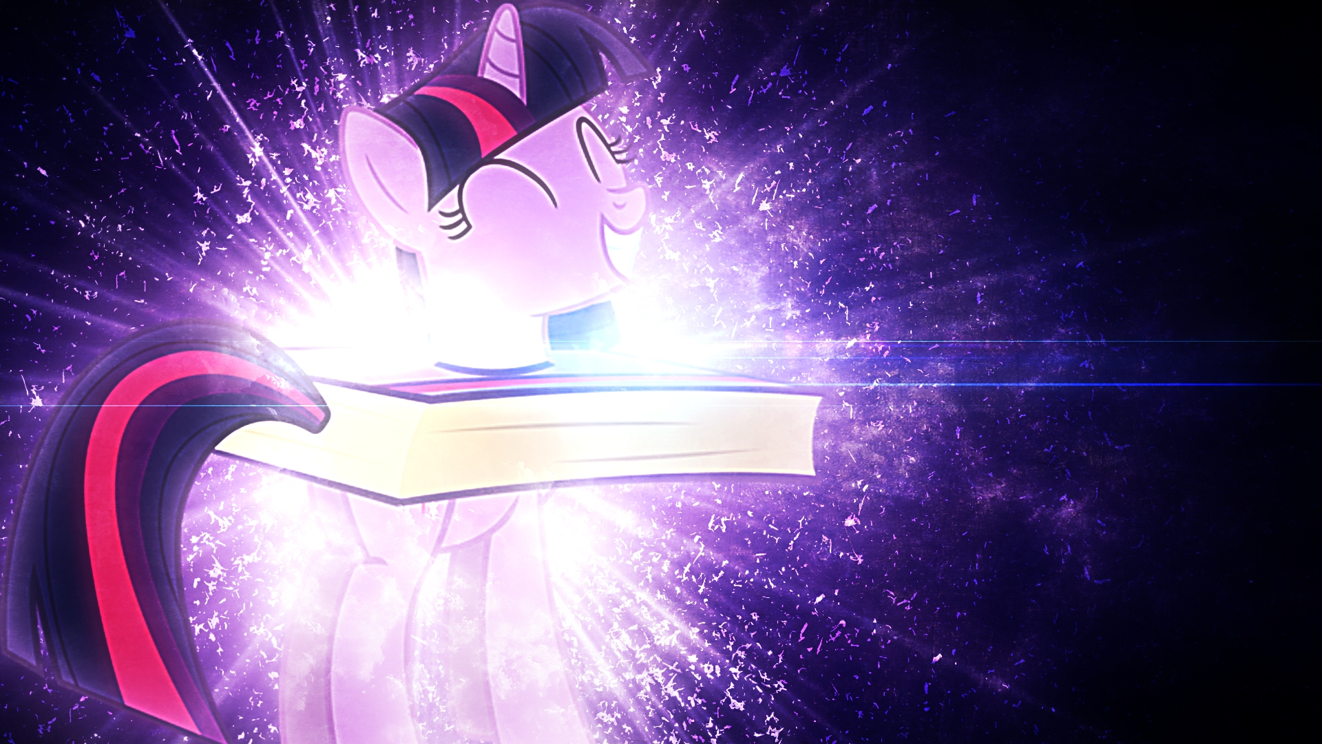 purple unicorns my little pony ponies twilight sparkle bronies 1920x1080