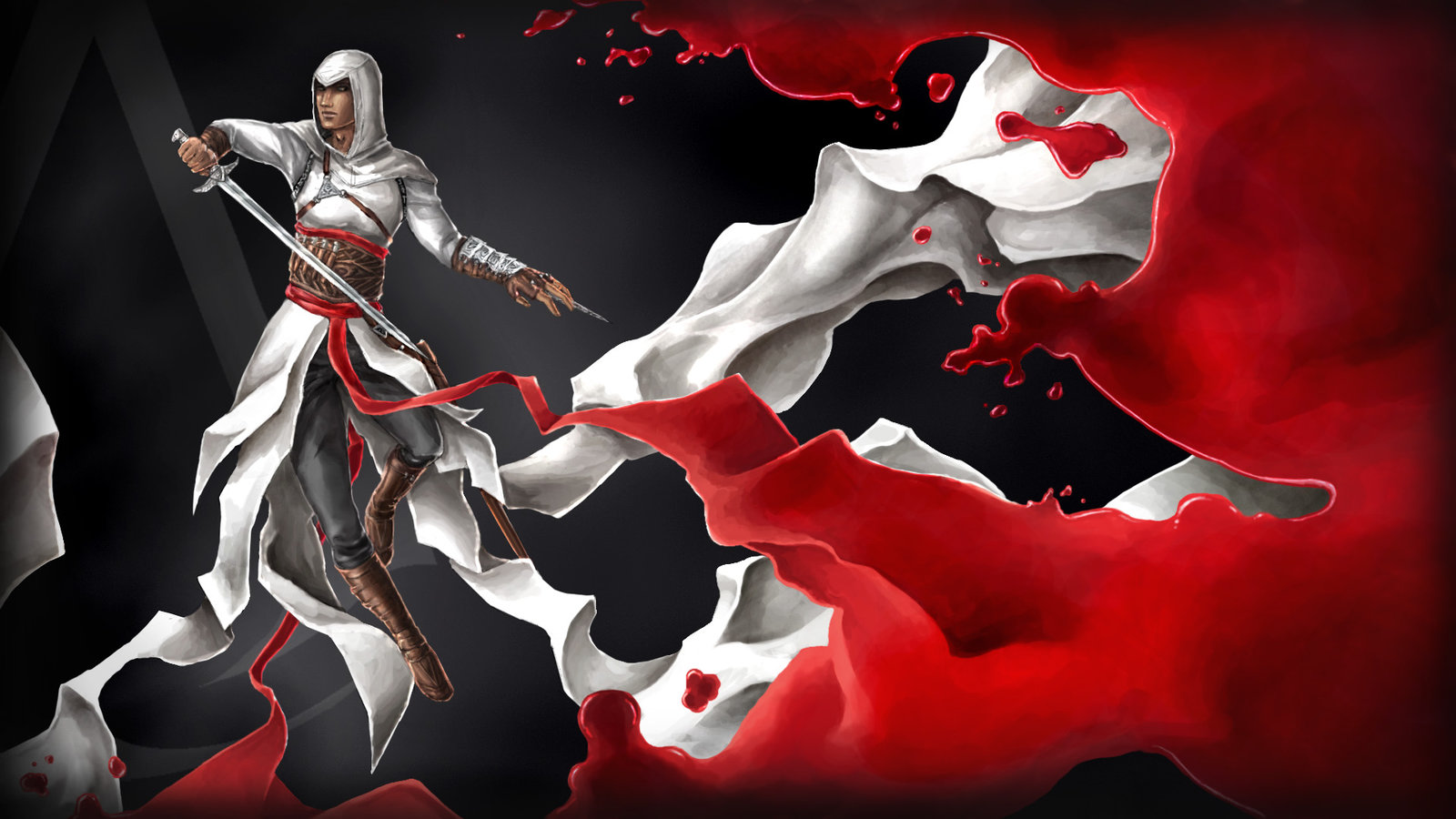 Pin Assassin creed altair ezio connor evelyn wallpapers on 1600x900