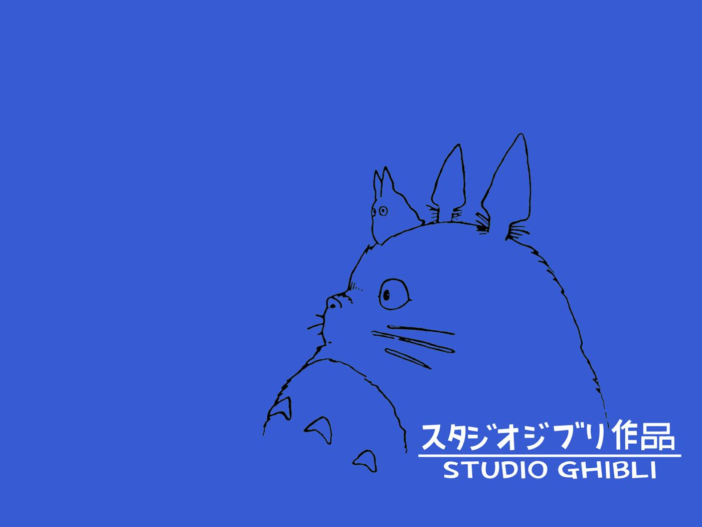 Studio Ghibli Wallpaper 1400x1050 Studio Ghibli 1400x1050