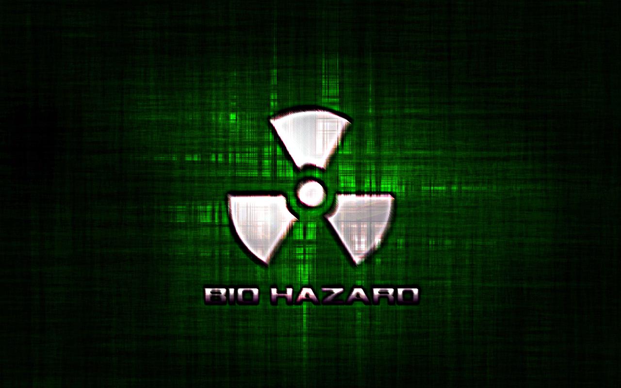biohazard wallpaper green by philthedrill customization wallpaper hdtv 1280x800