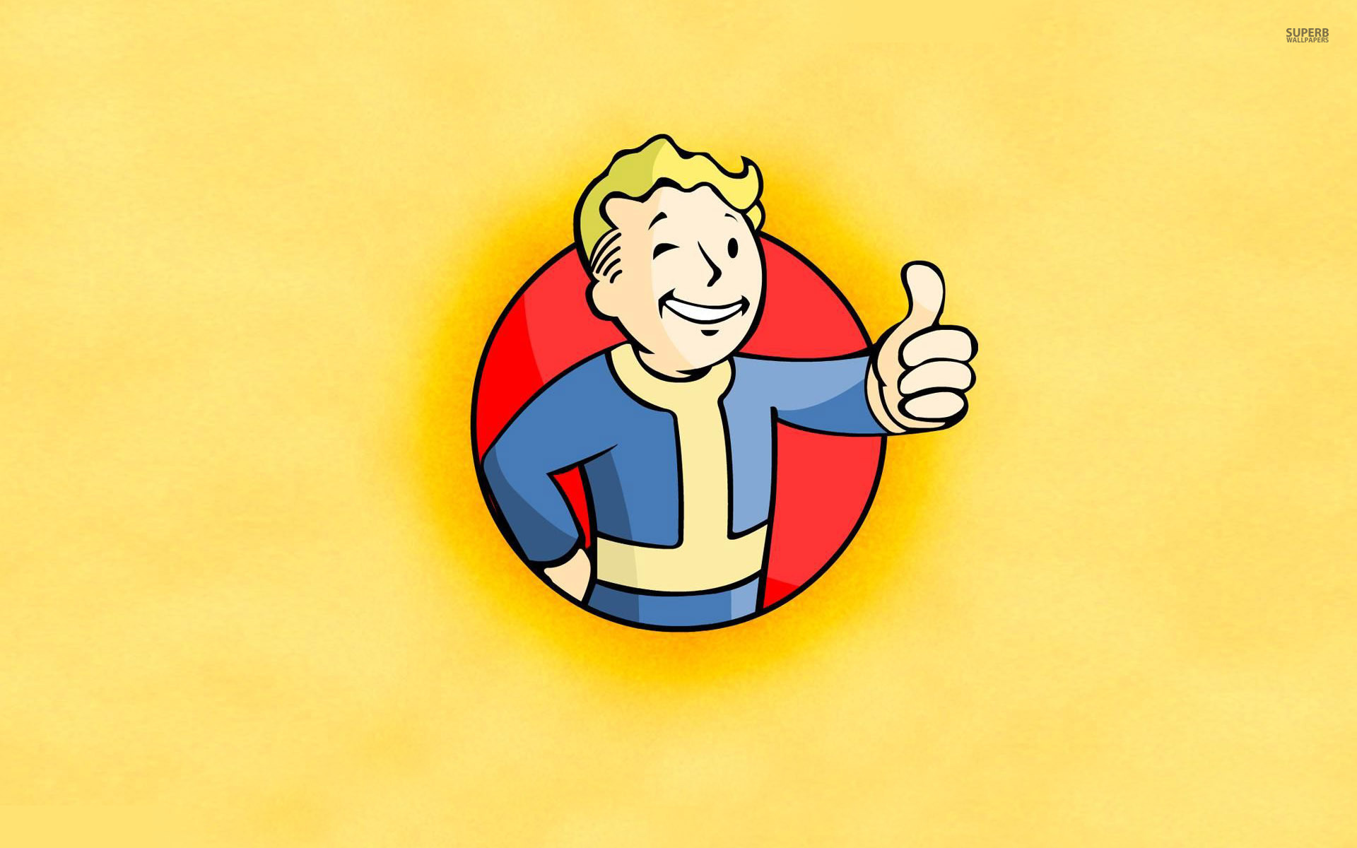 Free Download Vault Boy Fallout 27630 1920x1200 1920x1200 For