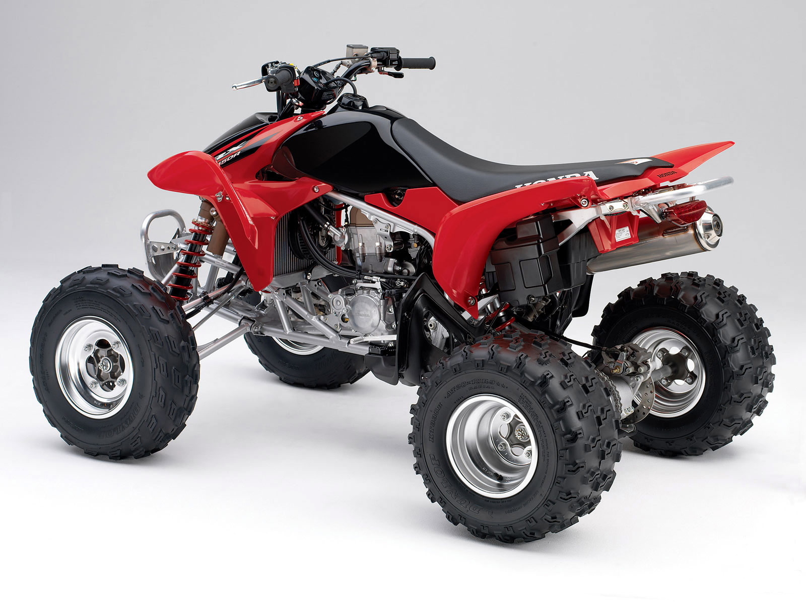 2006 HONDA TRX 450 R ATV wallpaper 1600x1200
