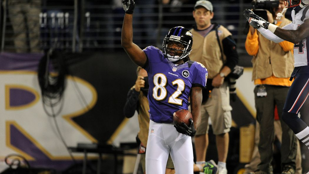 Torrey Smith Leads Ravens To Win Over Patriots   SBNationcom 1050x591