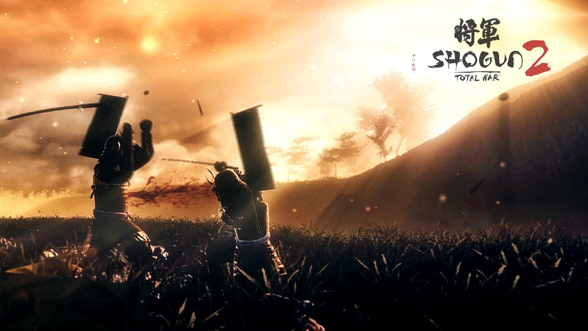 attack Shogun sunset Total War war   Full HD Desktop Wallpaper 1920x1080