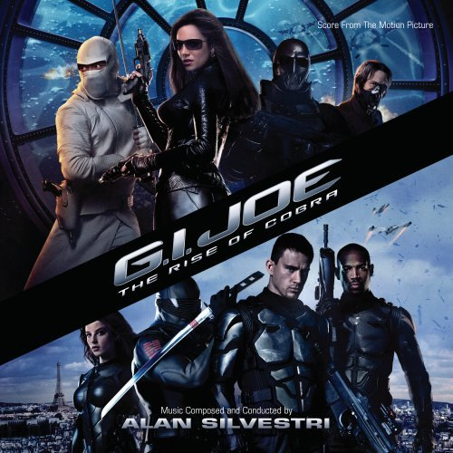 Joe Rise of Cobra 2009 Soundtrack from the Motion Picture 500x500