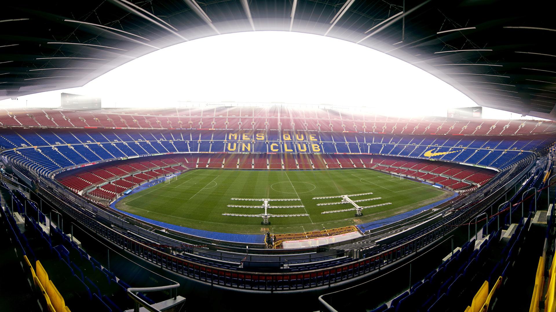 Barcelona Wallpaper Camp Nou Stadium 12679 Wallpaper 1920x1080