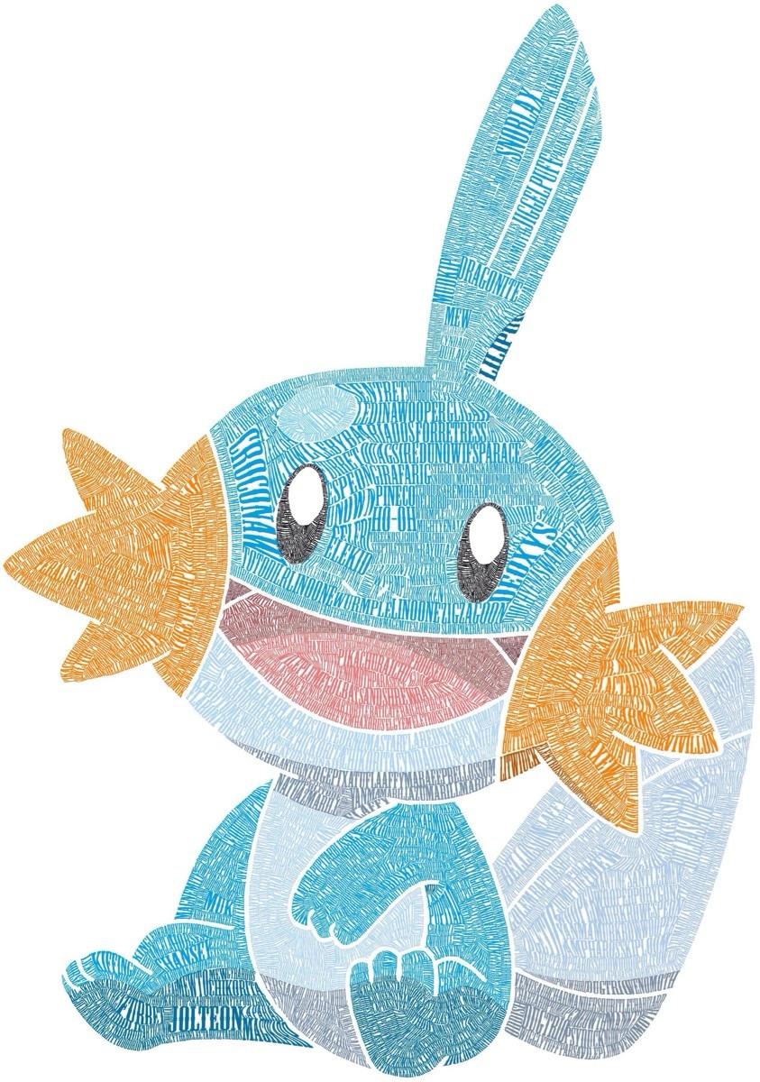 Mudkip wallpaper for all you pokemon fans iWallpaper 843x1200