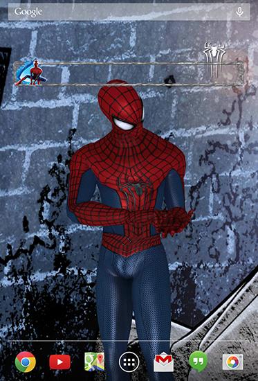 47+ Spider Man Live Wallpaper on WallpaperSafari