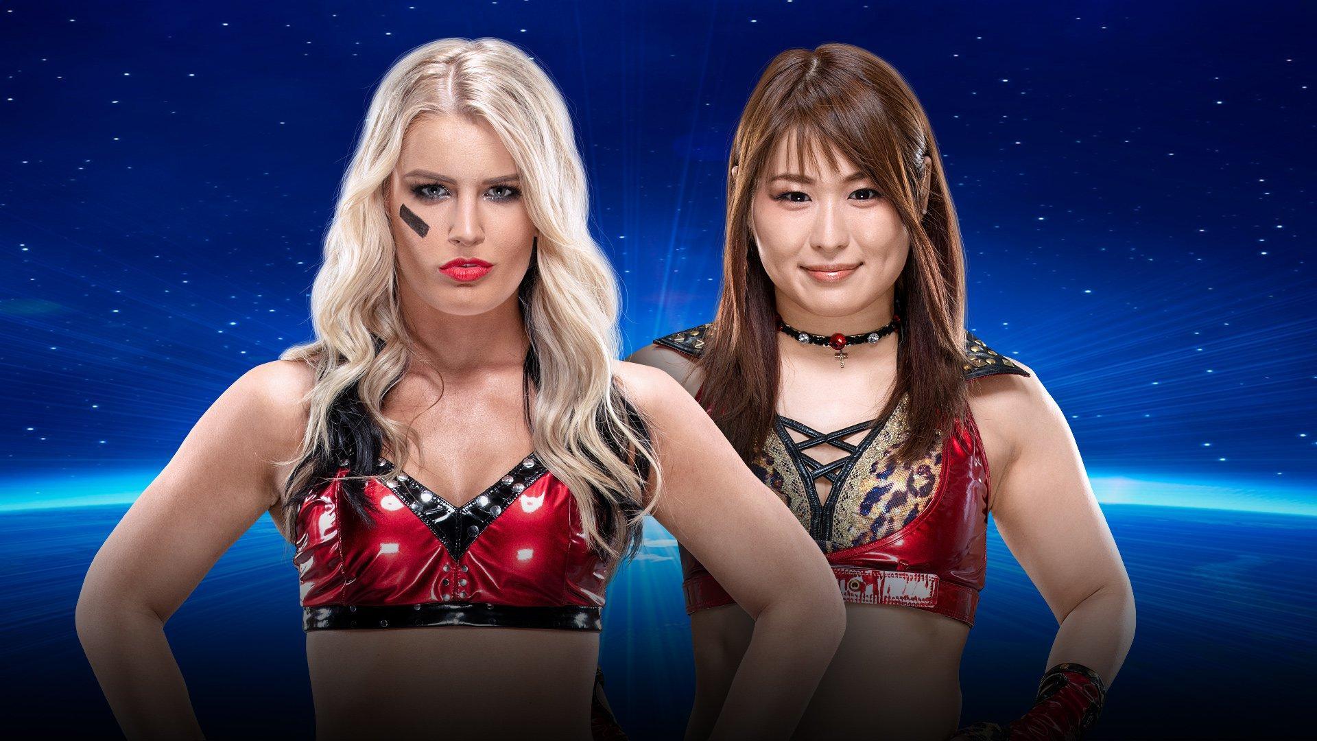 Toni Storm vs Io Shirai Mae Young Classic 2018 Finals 1920x1080