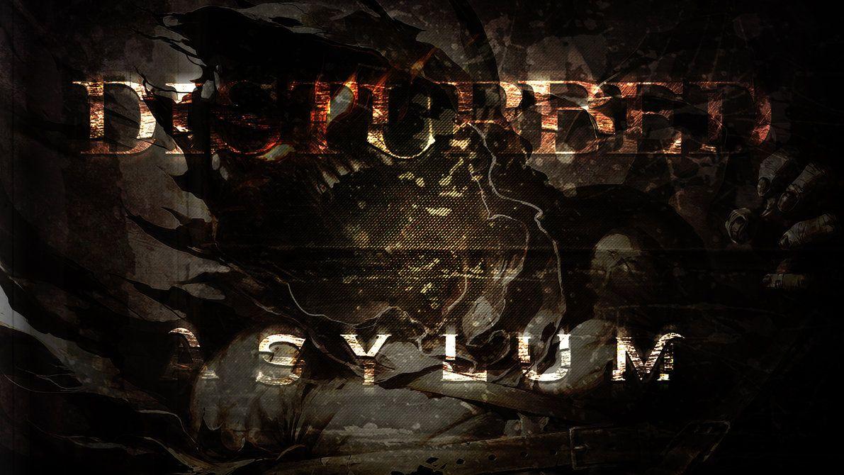 Disturbed Asylum Wallpapers 1191x670