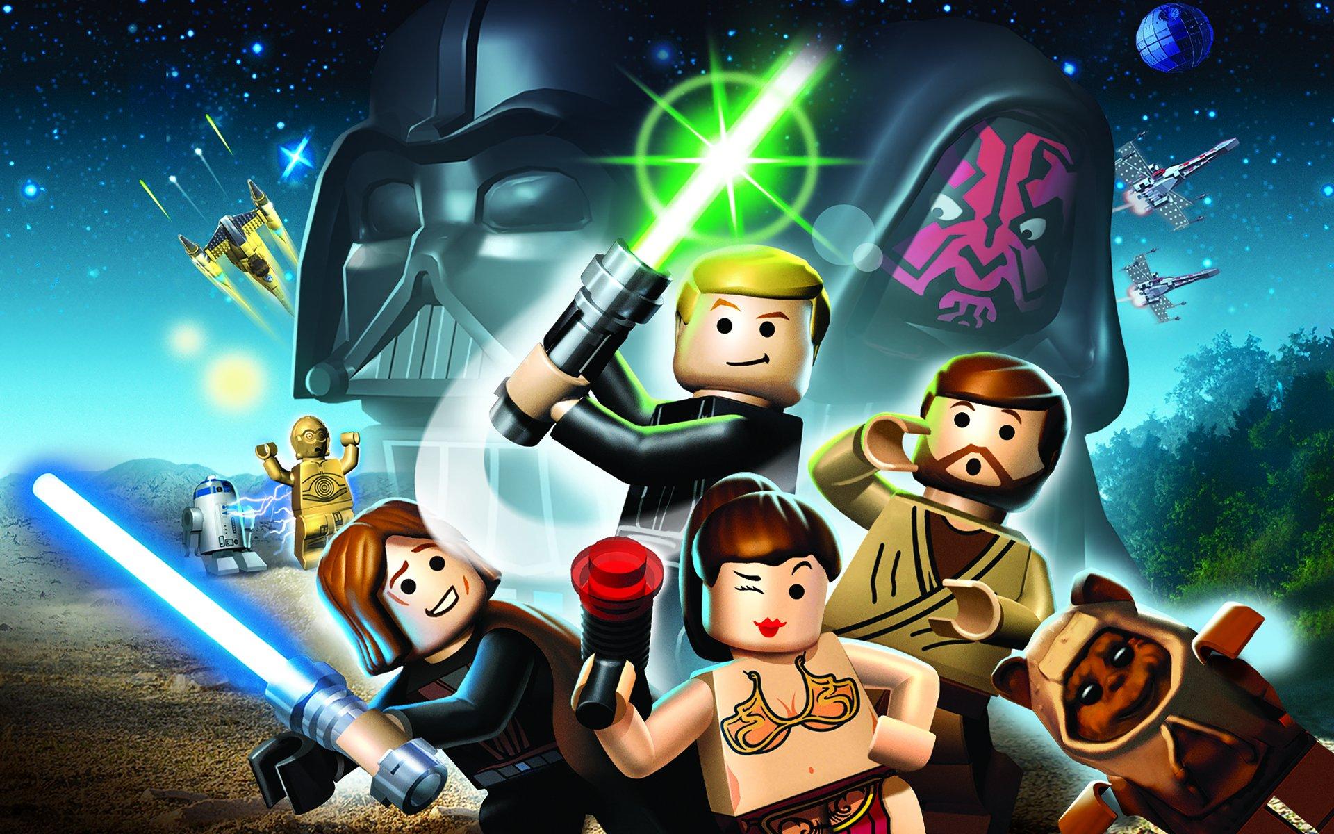 47 Star Wars Lego Desktop Wallpaper On Wallpapersafari